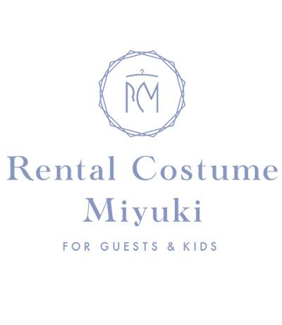 レンタルコスチュームMiyukiの様々なスタイル